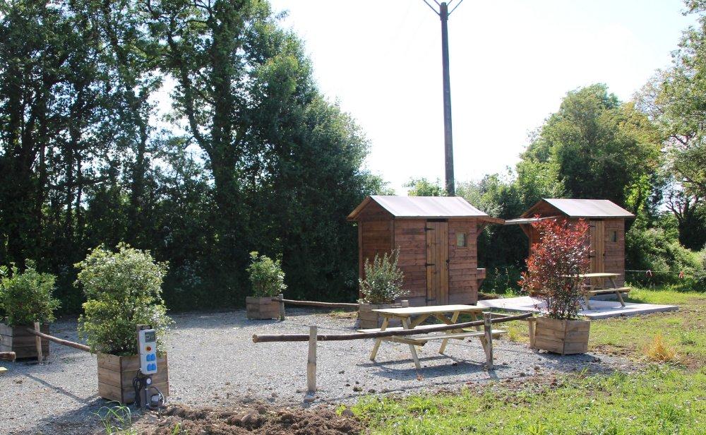 Aire camping-car à Pouzauges (85700) - Photo 3